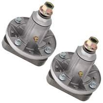 8TEN Spindle Set for John Deere GY20785 GT20050 42 Inch Mower Decks on L100 L105 L107 L108 L110 L111 L118 2 Pack