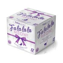 Weruva TruLuxe Cat Food, FA La La La Meow Variety Pack, 3oz Can (Pack of 12)