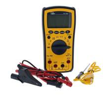 IDEAL INDUSTRIES INC. 61-342 Test-Pro Digital Multi-Meter with TRMS, Temp, Cap, Hz, Backlight, CATIII for 600v