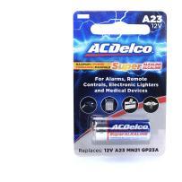 ACDelco 12 Volt Batteries, Super Alkaline Battery, 12 Count Pack