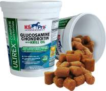 K9 Pro Glucosamine Chondroitin Dog Joint Supplement - Tasty Chewable Hip and Joints Supplement Dogs Love