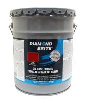 Diamond Brite Paint 31250 5-Gallon Oil Base All Purpose Enamel Paint   Tile Red