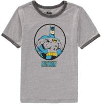 DC Comics Infant and Toddler Boy Batman Shirt Short Sleeve Tshirt