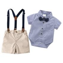 Baby Boys Gentleman Outfits Suits Set