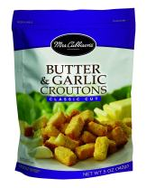 Mrs. Cubbison's Croutons, Butter & Garlic, 5 Ounce (Pack of 9)