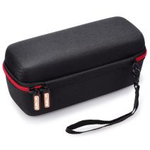 SKYNEW Hard Carrying Travel Case for JBL Flip 3 Flip 4 Flip 5 Portable Bluetooth Speaker, Space Black