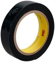3M High Temperature Hook Fastener Tape SJ60H, White, 1 in x 25 yd