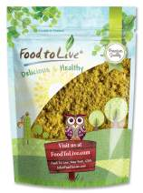 Broccoli Sprout Powder, 2 Ounces - Kosher, Vegan, Bulk