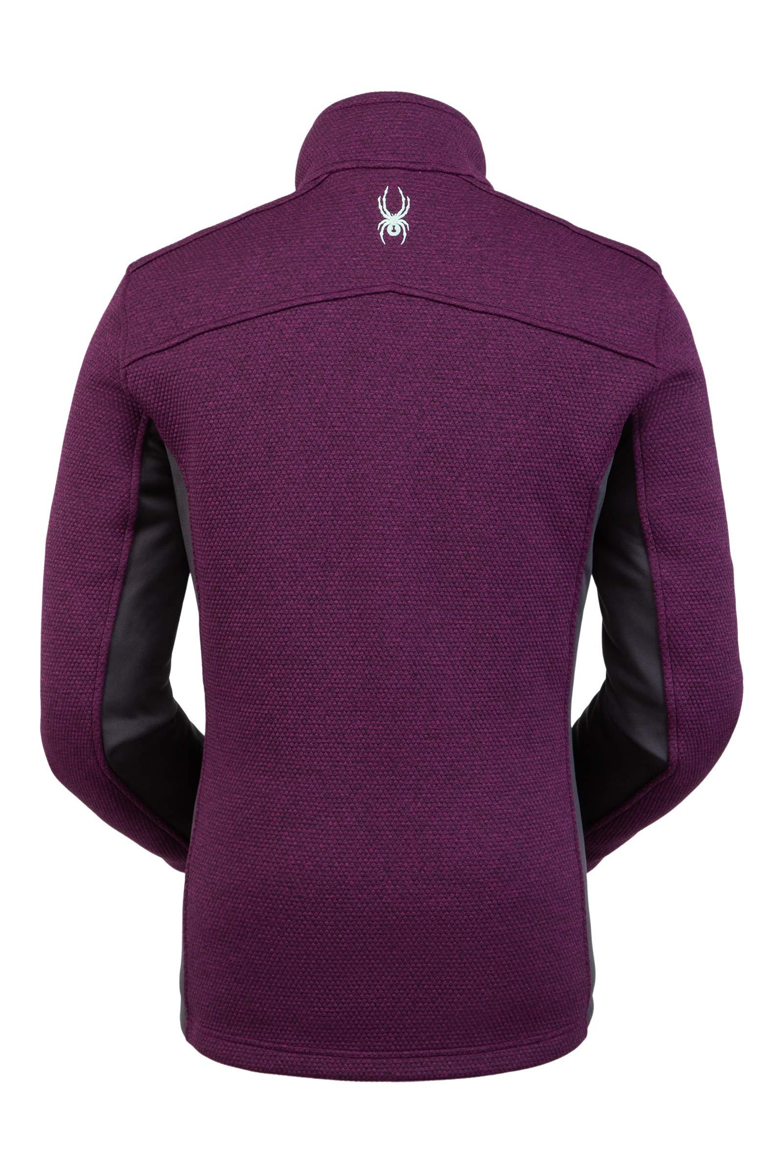 Spyder Men's Encore Fleece Jacket – Full Zip