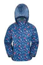 Mountain Warehouse Comet Kids Waterproof Rain Jacket - for Winter