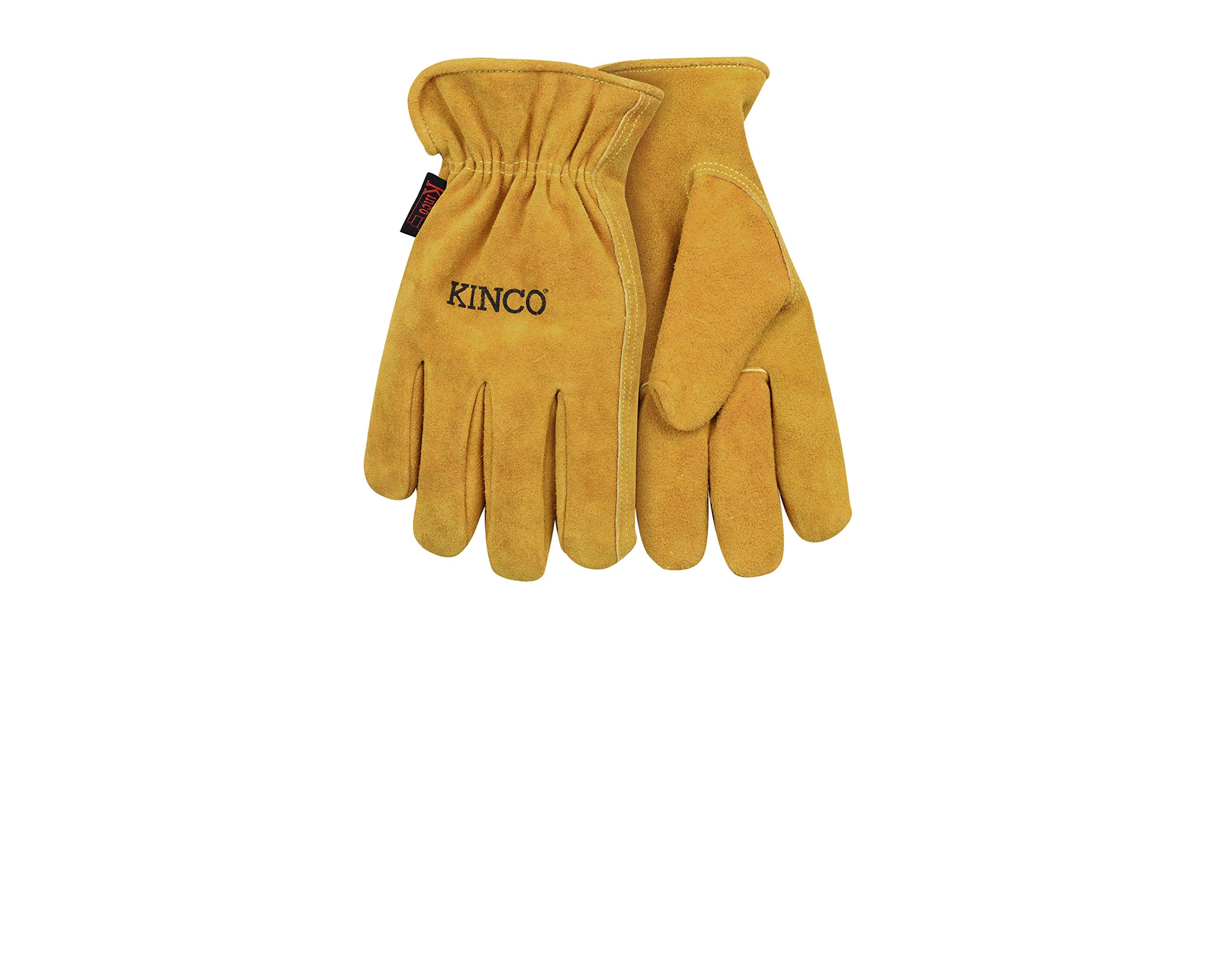 Kinco Suede Cowhide Driver