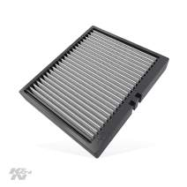 K&N Premium Cabin Air Filter: High Performance, Washable, Lasts for the Life of your Vehicle:  Designed For Select 2009-2019 Chevy/Buick/Cadillac/Holden/Saab Vehicle Models, VF2040
