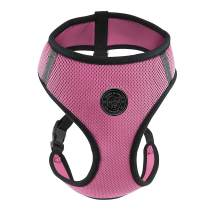 Paws & Pals Pet Control Harness for Dog & Cat Easy Soft Walking Collar