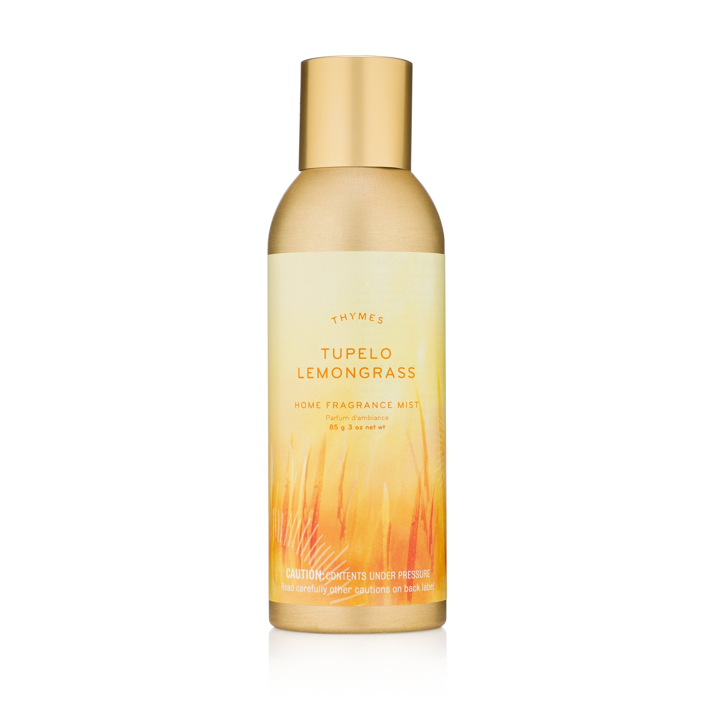 Thymes Fragrance Mist - 3 Oz - Tupelo Lemongrass