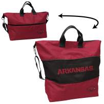 Logo Brands Officially Licensed NCAA Expandable Tote, One Size