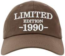 Cap 30th Birthday Gifts, Limited Edition 1990 All Original Parts Baseball Hat