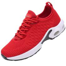 MEHOTO Lightweight Slip on Air Running Shoes Athletic Gym Sports Jogging Walking Tennis Sneakers US5.5-10