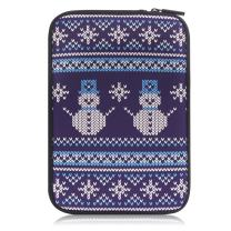 MoKo 9-10.5 Inch Sleeve Bag, Portable Neoprene Case Cover Fit iPad 10.2 2019, iPad Air 3 10.5, iPad Pro 10.5, iPad 9.7 6th Generation, iPad Air 2, Galaxy Tab A 10.1 - Sweater