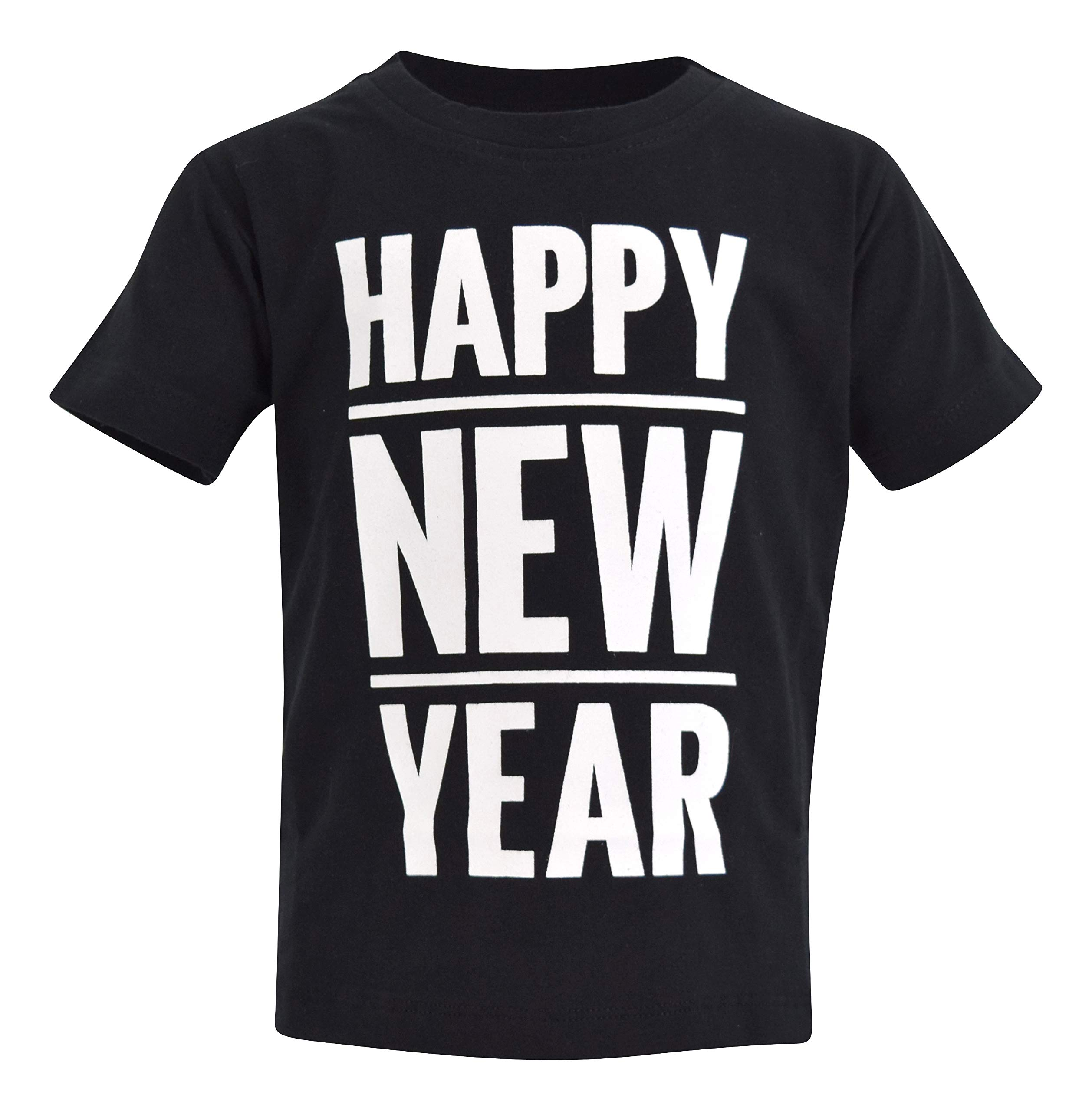 Unique Baby Boys Happy New Year 2019 Party Shirt