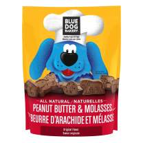 Blue Dog Bakery Natural Dog Treats, Original, Peanut Butter & Molasses Flavor