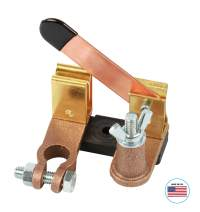 WirthCo 20148 Battery Doctor Knife Switch for Top Post Battery with Stud - Made In USA