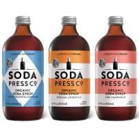 sodastream, Soda Press Original Flavors Variety Pack, 50.7 Fl Oz