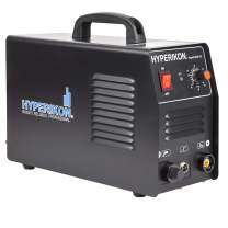 Hyperikon Plasma Cutter 10 45 Amp, Dual Voltage 120V 240V, PT 31 LG40 Cutting Torch, 1/2 Inch Clean Cut