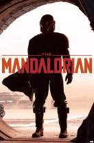 "Trends International Star Wars: The Mandalorian - Key Art, 14.725"" x 22.375"", Premium Unframed"