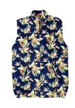 KingSize Men's Big & Tall Fleece Zip Vest