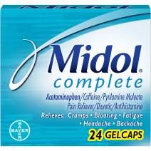 Midol Menstrual Complete Gelcaps 24 ea