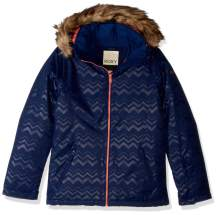 Roxy Snow Big American Pie Solid Girl Jacket