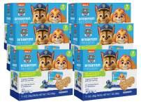 Paw Patrol Blueberry Breakfast Bites   1 oz Bags   42 Snack Packs