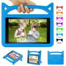 Fire HD 10 Case-Dinines Light Weight Shock Proof Handle Kid Proof Cover Kids Case for Fire HD 10 Tablet(9th/5th/7th Generation, 2019/2015/2017 Release)