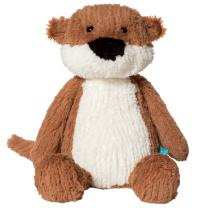 Manhattan Toy Adorables Tallulah Otter Stuffed Animal, 9""