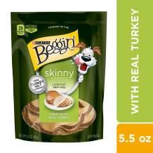 Purina Beggin' Premium Strips Dog Treats