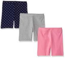 Amazon Brand - Spotted Zebra Girls' Bike Shorts
