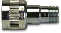 """Enerpac AR-400 3/4"""" NPT Female Half of Hydraulic Coupler A-604"""