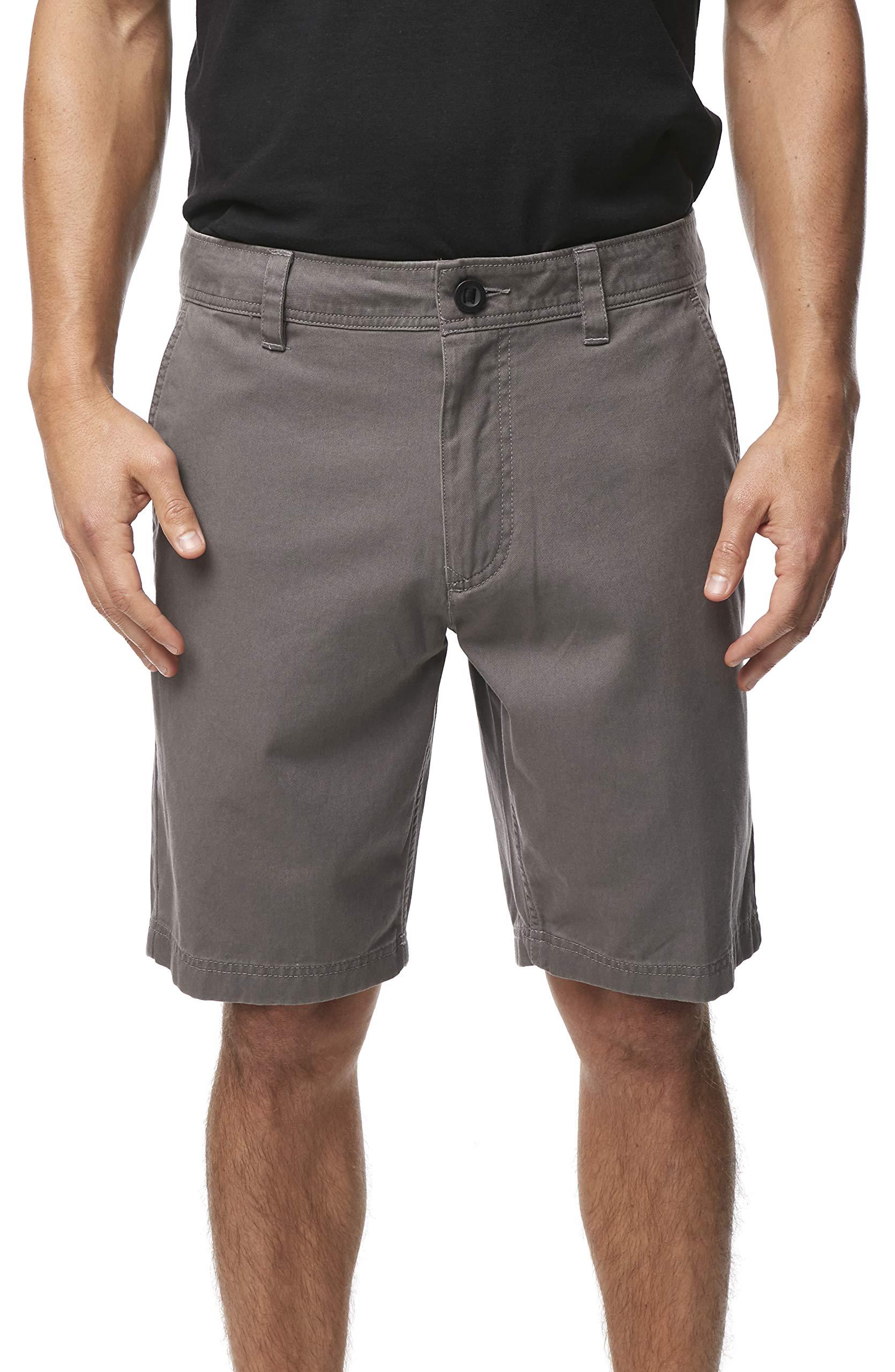 O'NEILL Men's Standard Fit Walk Short, 20 Inch Outseam | Mid-Length Short |