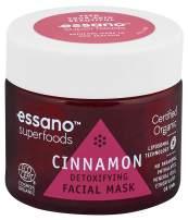 Essano Superfoods Certified Organic Cinnamon Detoxifying Mask, 50g