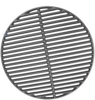 Votenli C6999A(1-Pack) Cast Iron Cooking Grid Grates Replacement for Big Green Egg Large Vision Grill VGKSS-CC2