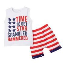 Toddler Baby Boy Cartoon Short Sleeve Button Down Shirt & Casual Shorts Kids Summer Outfits Clothes Set …