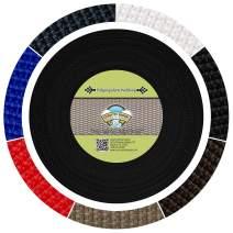 Country Brook Design - Black Polypropylene 1 1/2 Inch Webbing