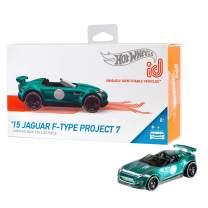 Hot Wheels id 2015 Jaguar F-Type Project 7 {Factory Fresh}