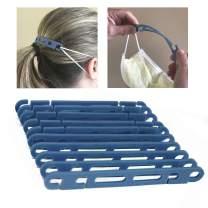 GR innovations LLC Flexible Mask Extender | Mask Hook | Mask Strap (blue)
