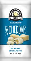 Rocky Mountain Popcorn, White Cheddar, 3.0 Ounce (Pack of 12)