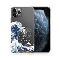 iPhone 11 Pro Max Case by Case Yard Fit for iPhone 11 Pro Max 6.5-Inch [ 2019 Release ] Shock-Absorption iPhone 11 Pro Max Case Clear iPhone 11 Pro Max Clear iPhone 11 Pro Max Case Japanese Wave