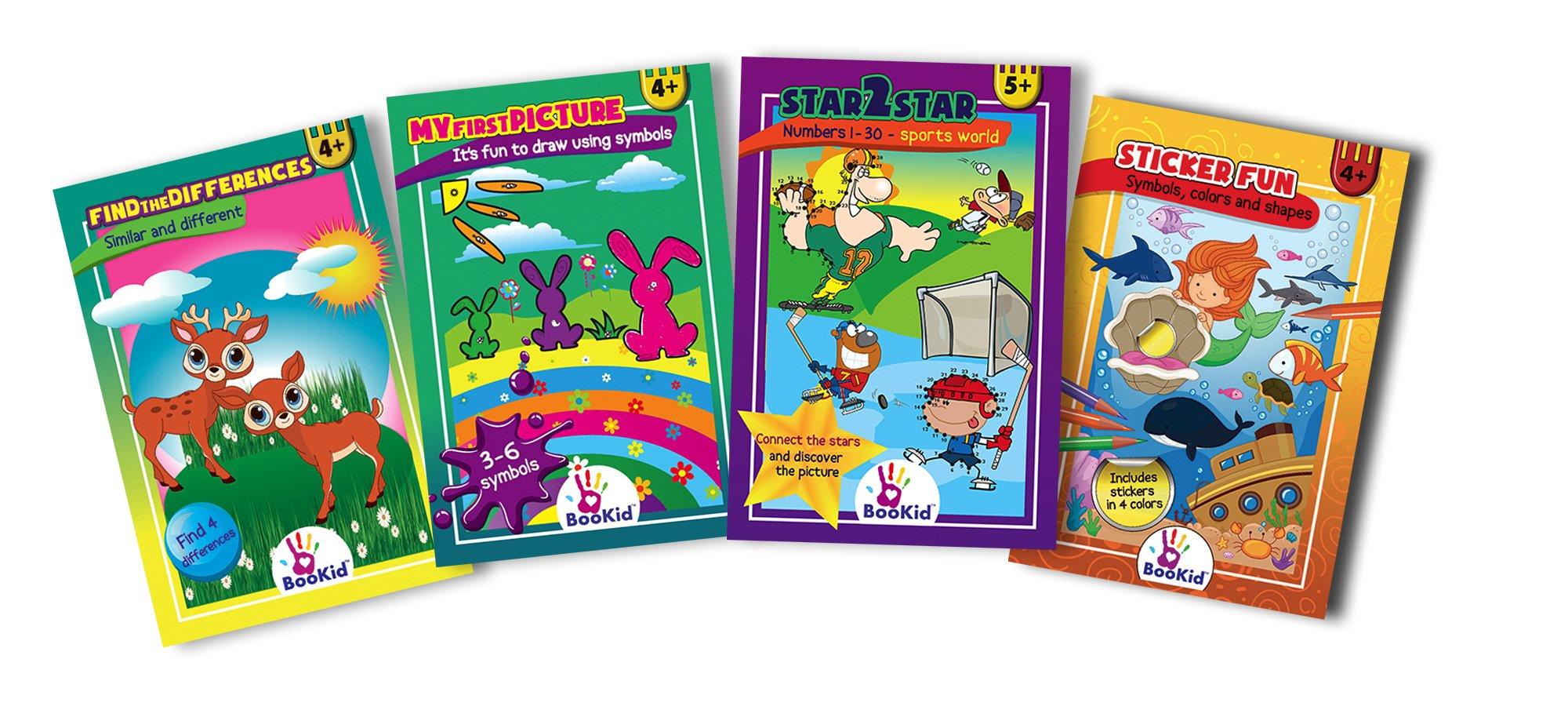 Activity Books for Kids - Bundles (Bundle No.7)