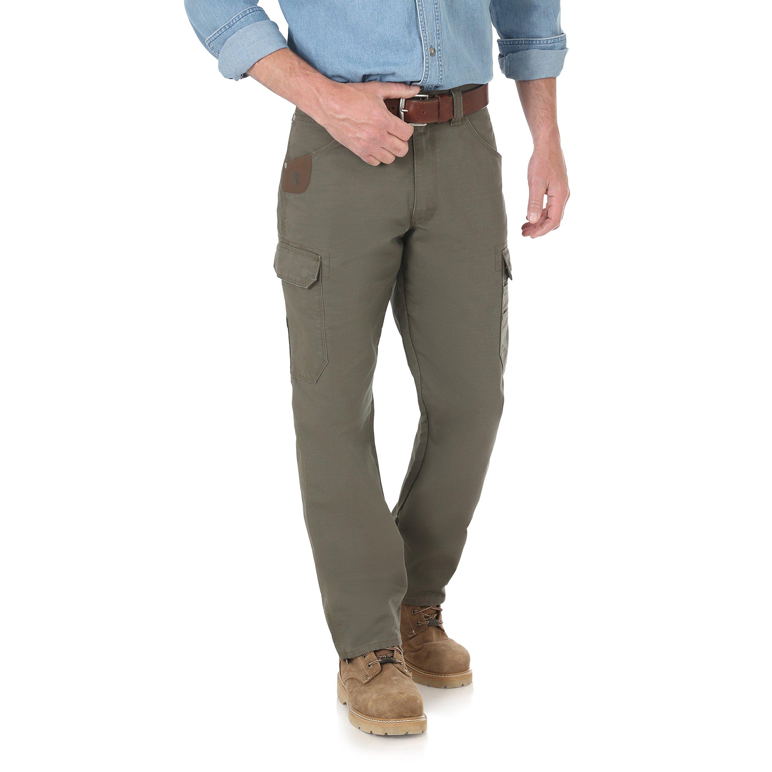 Wrangler Riggs Workwear Men's Cool Vantage Ripstop Cargo