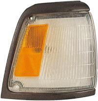 Dorman 1630701 Front Passenger Side Turn Signal / Parking Light Assembly for Select Toyota Models