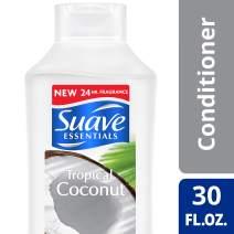 Suave Essentials Conditioner, Tropical Coconut, 30 oz (Pack of 6)